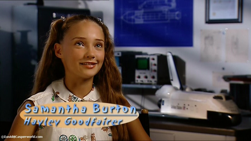 Pics For > Sandlot 2 Samantha Burton